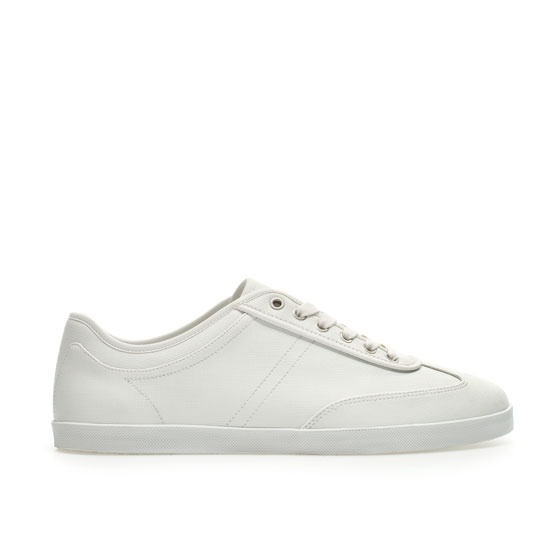 7a8d8a66521 Chaussures Zara blanches homme ...