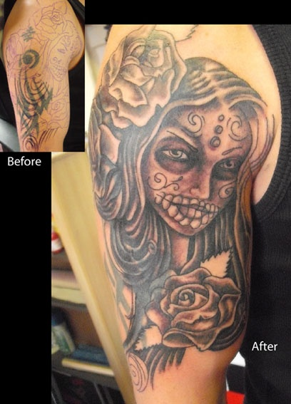 113 best images about skulls on pinterest catholic for Are tattoos a sin catholic