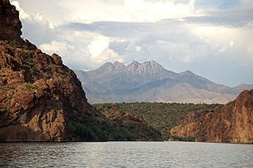 1000 images about arizona land that i on pinterest for Saguaro lake fishing