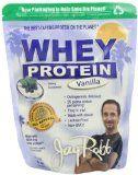 Jay Robb Whey Protein Powder Vanilla — 24 oz thumbnail