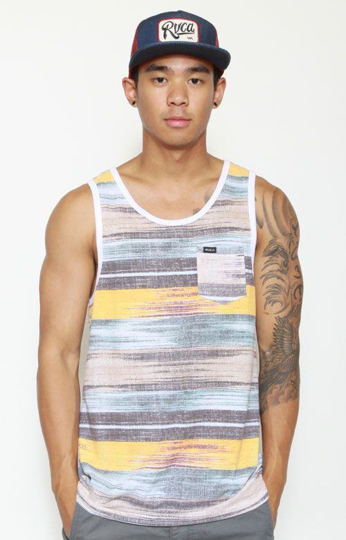 EECAT Tank Top by RVCA at MOOSE Limited