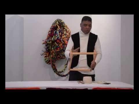 Materiales curso virtual. Tapiz con guardas precolombinas