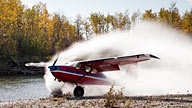FLYING WILD ALASKA.  Across the frigid Alaskan wilderness, Jim Tweto and his family-run airline Era Alaska battle the arctic elements to transport supplies and passengers to some of the most inaccessible areas on the planet.