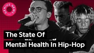 How Logic Lil Uzi Vert And XXXTENTACION Put Mental Health Center Stage In Hip-Hop | Genius News