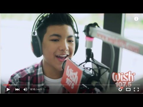 Viral video of Darren Espanto - Chandelier (Sia) LIVE Cover on Wish FM 107.5 Bus HD - YouTube