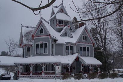 Grey Gables Bed And Breakfast Vermont