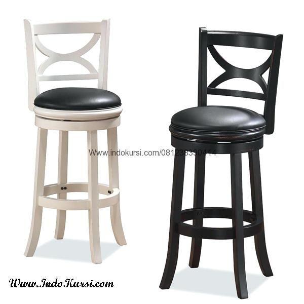 JualKursi Bar Stool Model Bundar Cat Ducomerupakan Produk Furniture Cafe Bar dengan desain Modern Kursi Bar Jok Bantalan yang Nyaman Untuk anda yang Cantik