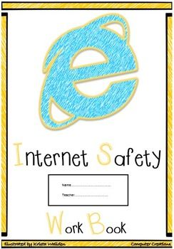 Internet Safety and Digital Citizenship Work Book-(2016 IS