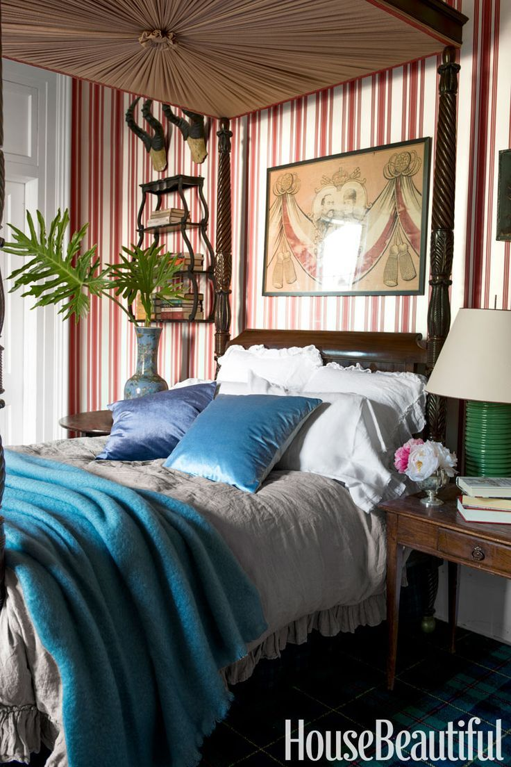 165 best striped interiors images on pinterest bedrooms french
