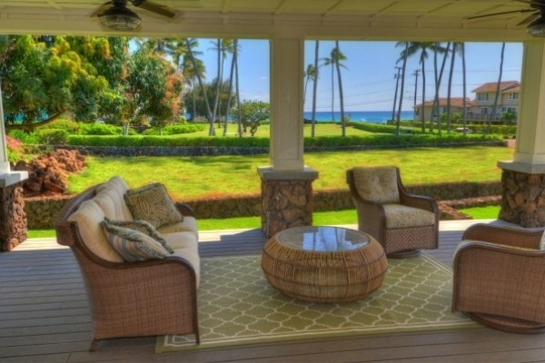 25 best Beautiful lanai's images on Pinterest