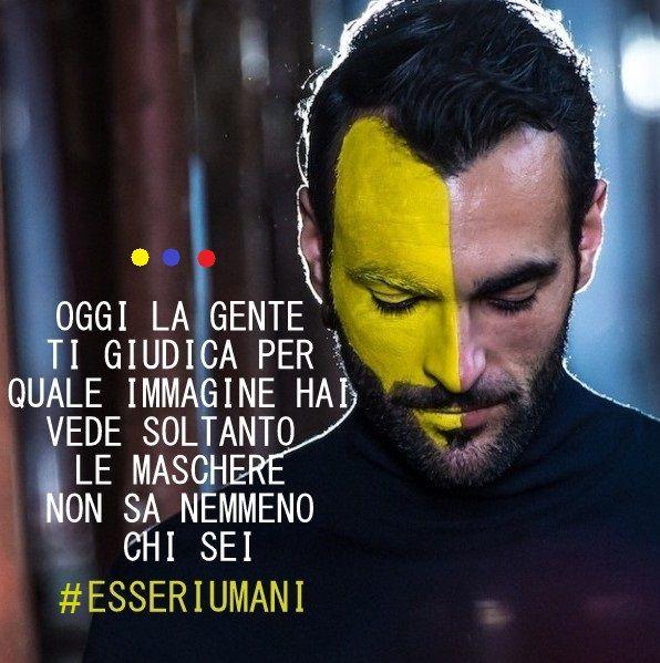 Marco Mengoni Esseri umani testo #MarcoMengoni #MarcoMengoni_esseriumani #esseriumani #paroleincircolo #testi #canzoni #frasi #musica #ispirazioni #aforismi