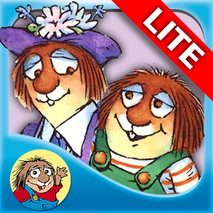 Just Me and My Mom - Little Critter - LITE - Educational App | AppyMall