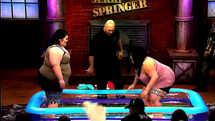 Jerry Springer Show January 5, 2017   BBW Blizzard