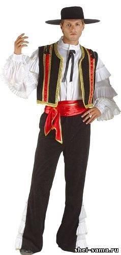 Бразильский национальный костюм мужской