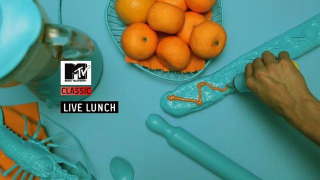 MTV CLASSIC Live Lunch on Vimeo
