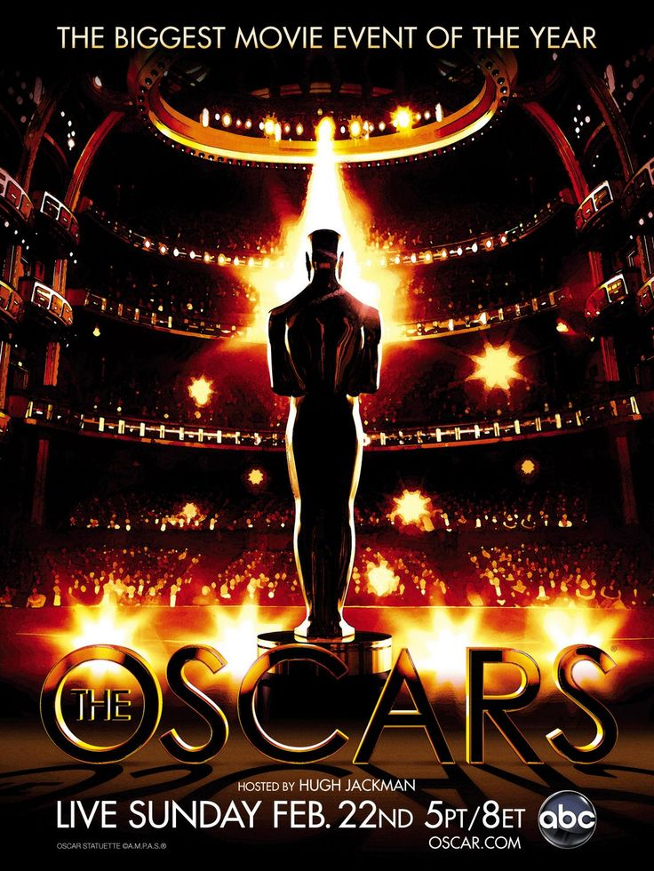 Return to the main poster page for The Oscars