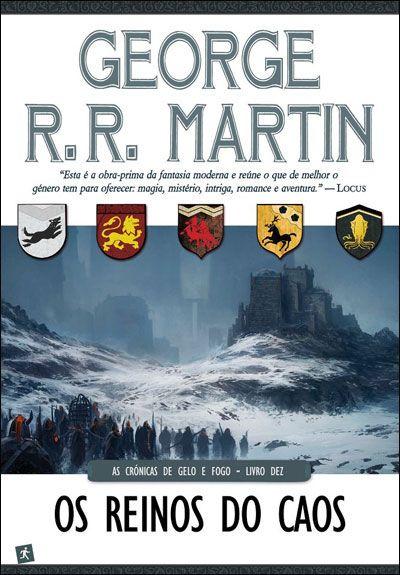 Os Reinos do Caos - Guerra dos Tronos Vol10