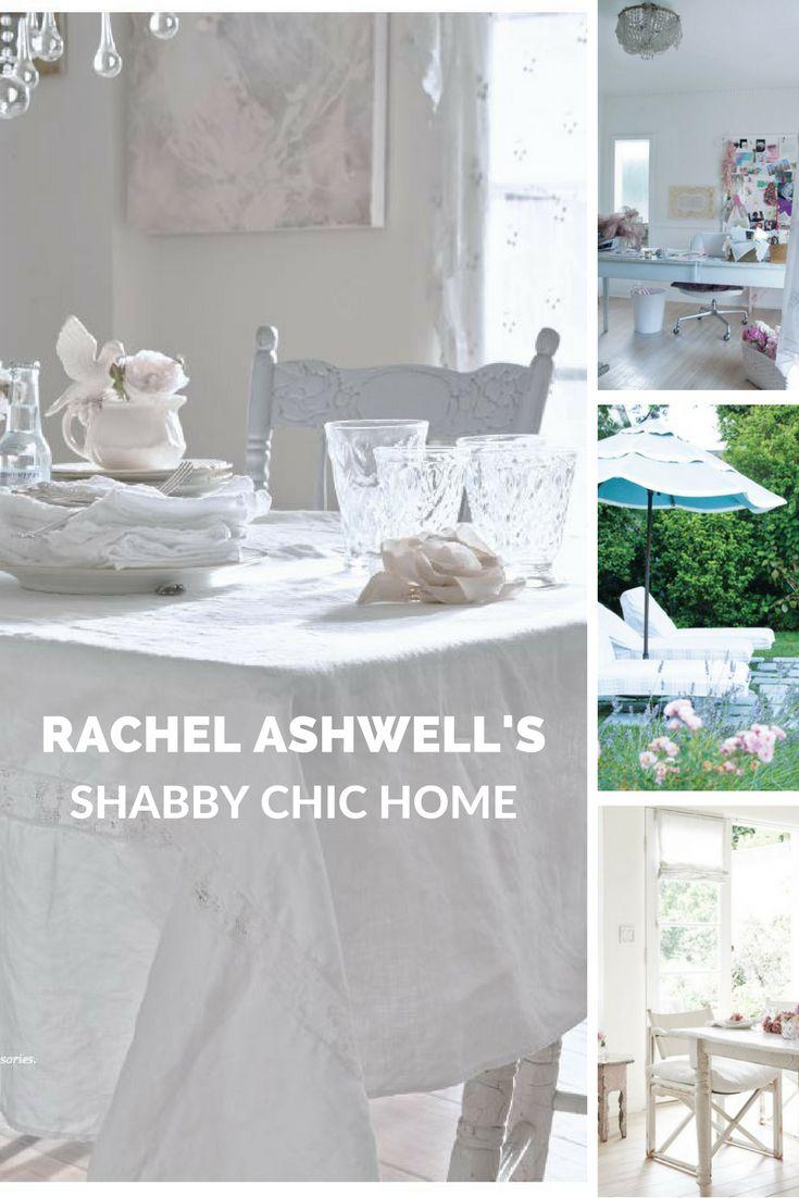 Inside Rachel Ashwell's Shabby Chic Home