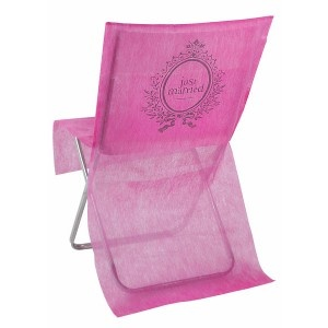 housse de chaise mariage just married wedding chair cover just married - Housse De Chaise Mariage Jetable