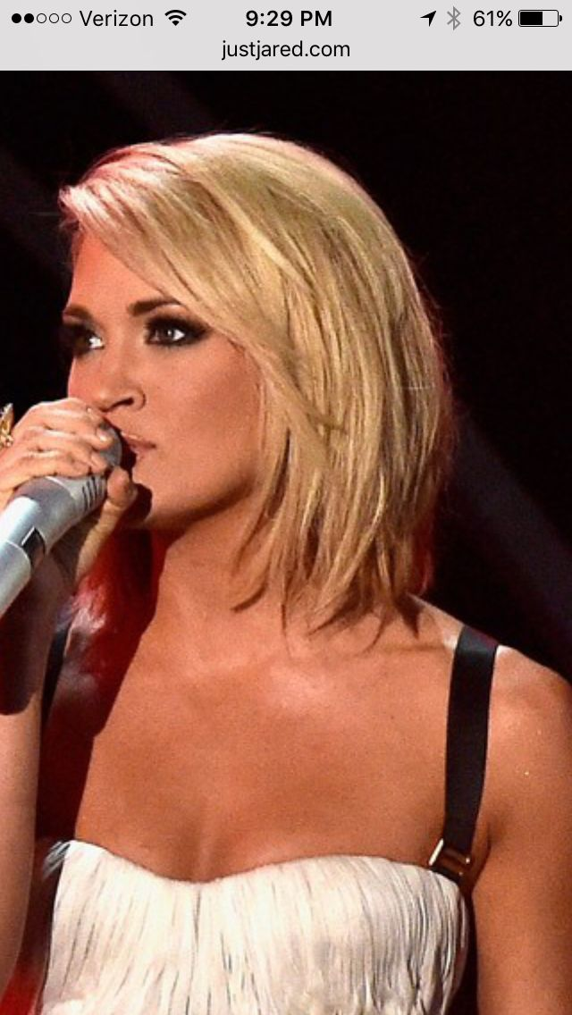 Prime 1000 Ideas About Carrie Underwood Haircut On Pinterest Short Hairstyles Gunalazisus