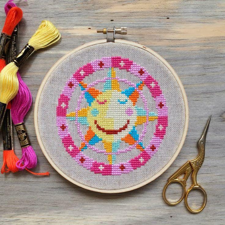 El blog de Dmc: Entrevistamos a Jody Rice, diseñadora de punto de cruz