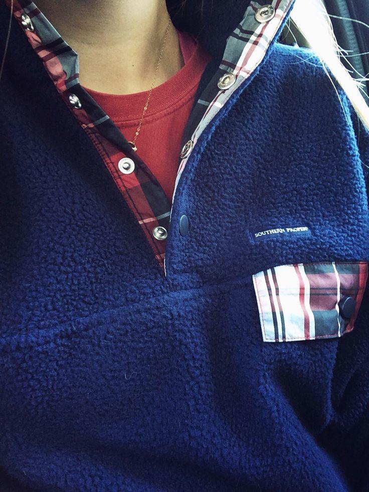 Southern proper all prep pullover