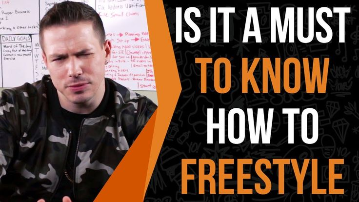 How To Freestyle Rap - Is It A Skill Needed To Become A Famous Rapper? Do you need to know How To Freestyle Rap in order to become a famous rapper? It's important to know how to freestyle in certain circumstances. In this video Smart Rapper talks about when it will be necessary to know how to freestyle rap and when it truly won't. I've been freestyle rapping and creating rap songs for over 15 years and I've experienced tons of times when knowing how to freestyle rap was necessary and when…
