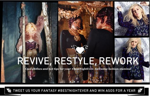 Win Discounts, Vouchers & More at ASOS #BestNightEver