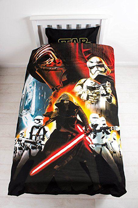 """'Star Wars Bettwäsche """"Le Wecker der Kraft-135x 200cm"""