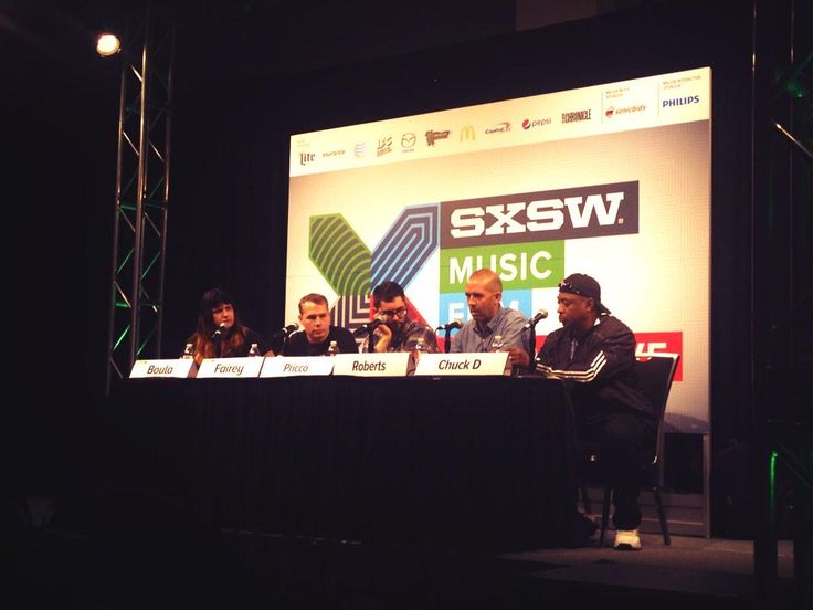 @MrChuckD and @OBEYGIANT on fighting fear in art and connecting with fans #SXSW2015