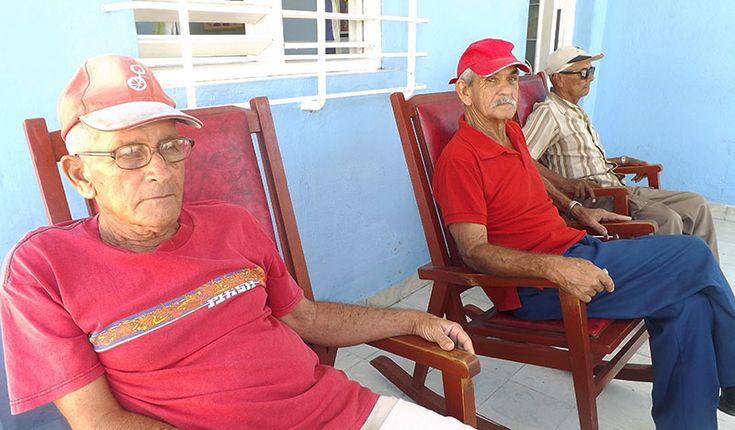 Fortalece Cuba sus acciones para enfrentar el envejecimiento poblacional