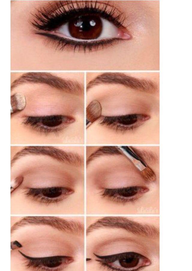 styles weekly eye makeup look