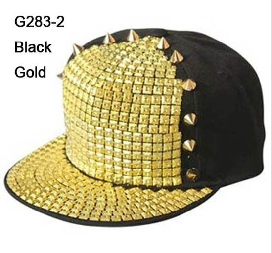 If the gold was diffrent colors i would want