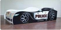 Pat copii masina de Politie | Pat pentru fetite  pat copii  dormitor copii