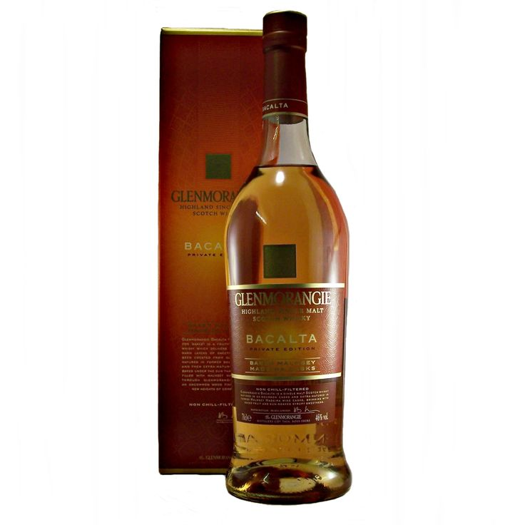 Glenmorangie Bacalta Private Edition Single Malt Whisky available to buy online at specialist whisky shop whiskys.co.uk Stamford Bridge York