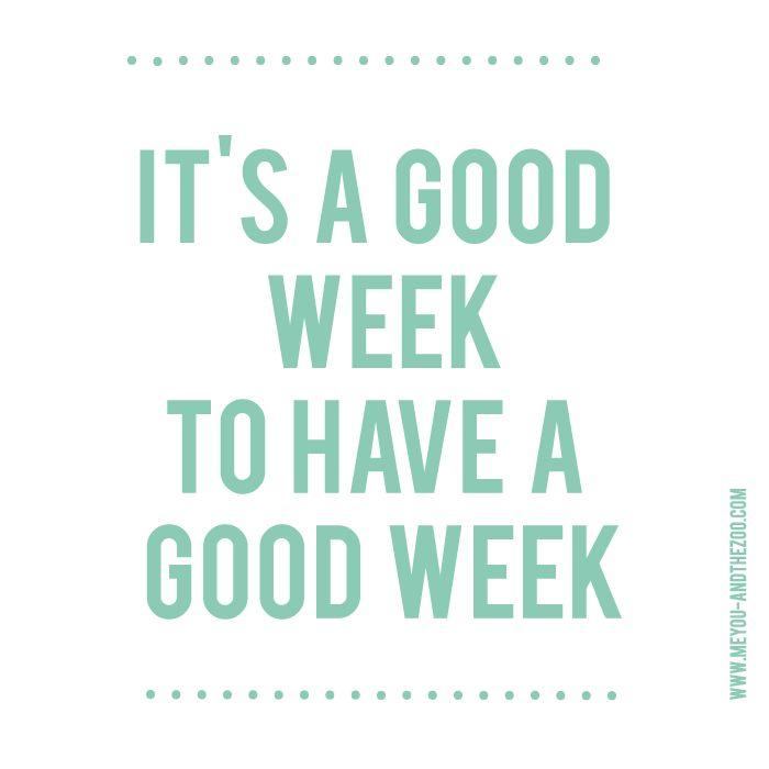 Be happy this week! #week #work #good #happy #parents #momlife #cards #smile