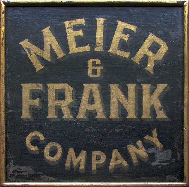 Vintage signage inspiration