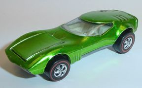 Vintage Hot Wheels Redline Torero