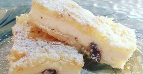 Recept na Švédský sypaný tvarohový koláč z kategorie snadno a rychle, pro začátečníky: Suchá směs 2 a ½ hrnku polohrubé mouky, 1 hrnek cukru krup...