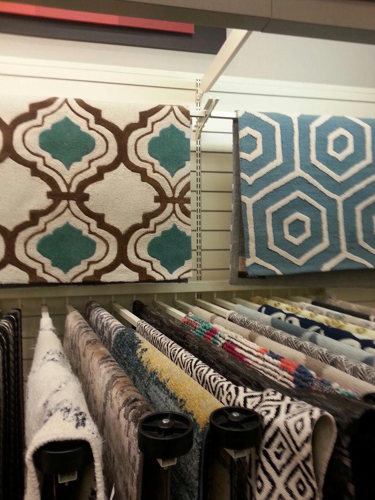 Beautiful area rugs from HomeSense | Area rug runners ...