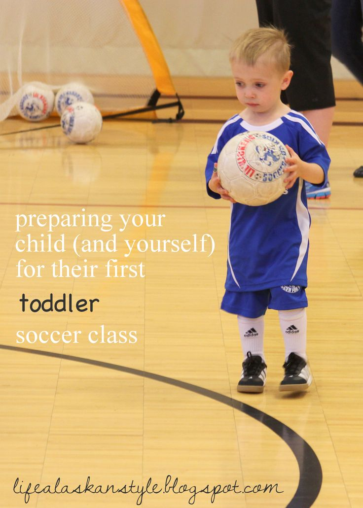 what to expect when you sign your toddler up for soccer.
