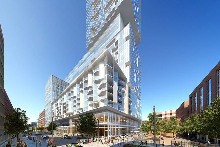 54-story mixed-use tower by NBBJ signals a turnaround for the Rust Belt metropolis.