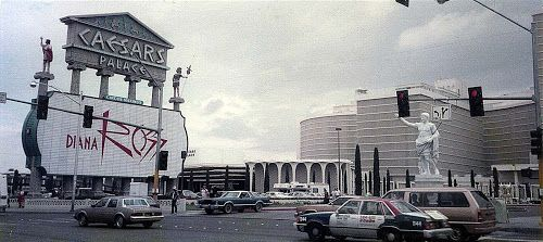 A Mystery Solved as Caesars Palace celebrates 50 years in Las Vegas Leaving Las Vegas in 1984,  Pat Keenan heard about the death of a man  and has just found out who he was.