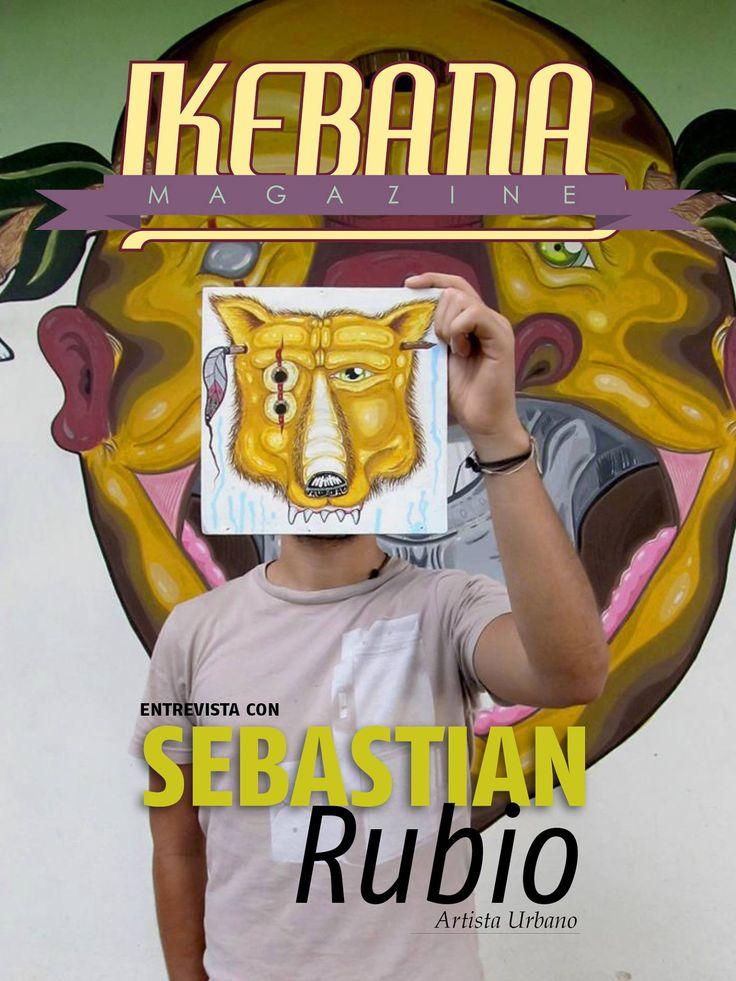 Sebastian Rubio , IKEBANA Tercera edicion. #illustration #fashion #editorial #art