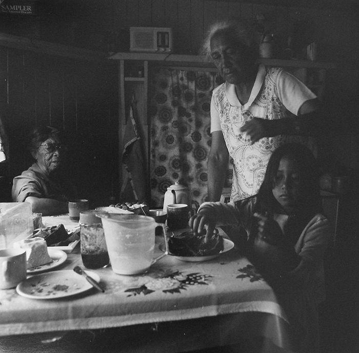Ans Westra Te Kao, North Cape , 1983