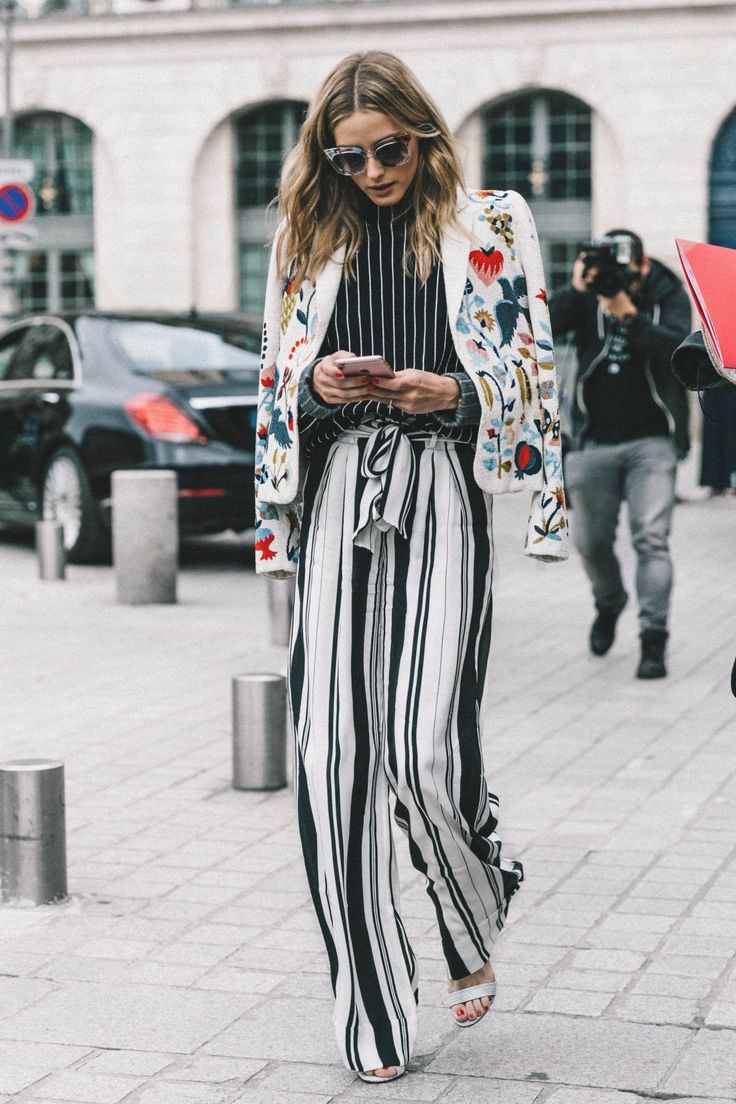Fashion editors are definitely the ones to follow during fashion week
