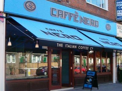Caffe Nero. Great coffee, better memories!
