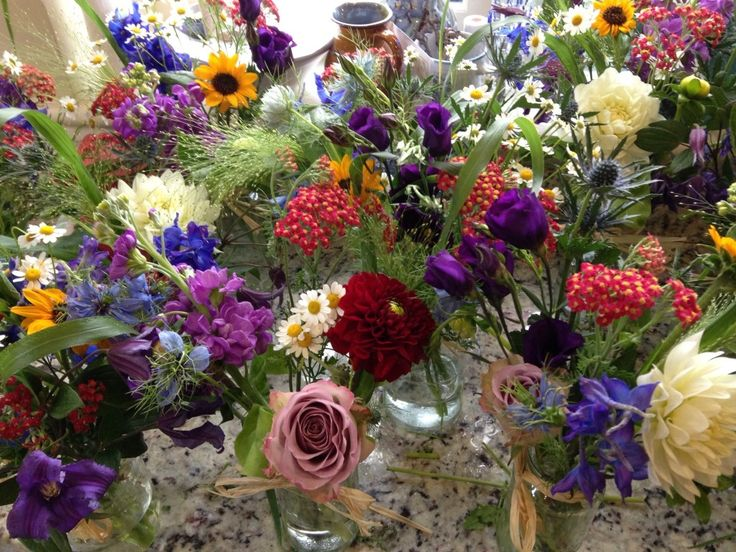 1000+ Images About Cornflowers & Calla Lillies Wedding On