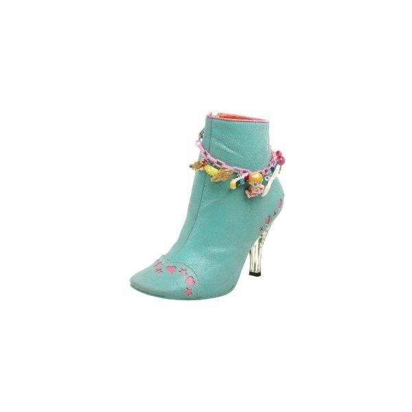 Amazon.com: Irregular Choice Women's Cheeky Charm Boot: Shoes ($195) ❤ liked on Polyvore featuring shoes, boots, irregular choice boots, irregular choice, irregular choice footwear and irregular choice shoes