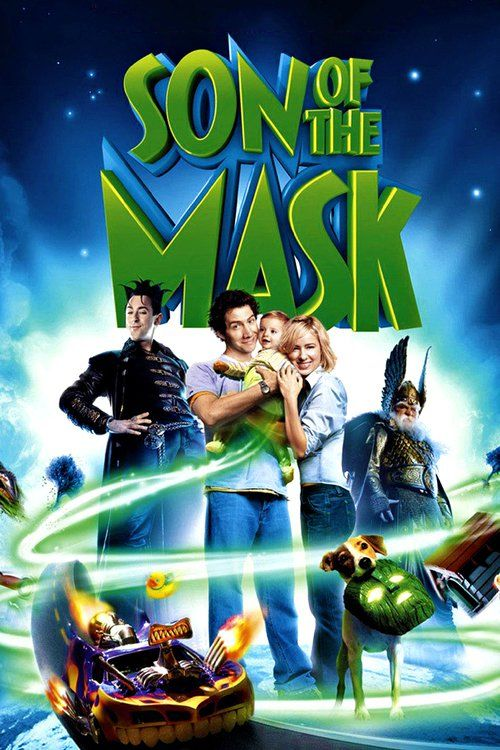 Watch Son of the Mask (2005) Full Movie Online Free